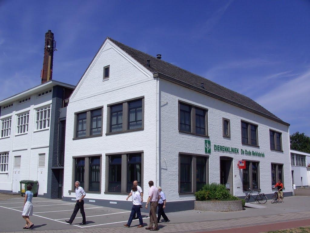 Oude Melkfabriek
